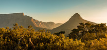 Iconic Table Top Mountain And ...