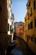 Venedig, Altstadt, Gasse, Weg, Antik, Italien, eng, Fluss,