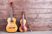 Vintage Musical Instruments An...