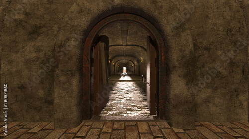 Papiers peints Tunnel 古代遺跡