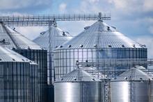 Grain Elevator Silos