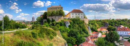 Photo  Die Burg von Veszprem, Ungarn