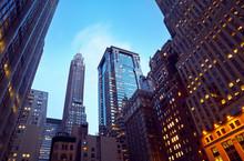 NYC - Quartier D'affaires