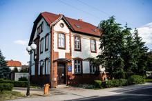 Budynek Poczty W Zdunach