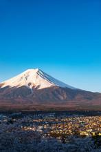 Mount Fuji, 3776m, Yamanashi Prefecture, Honshu, Japan
