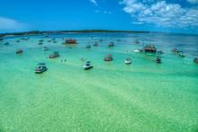 Close-up View Of Crab Island, Destin, Florida
