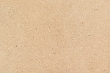 Brown Paper Texture Background Or Cardboard Surface From A Paper Box For Packing. And For The Designs Decoration And Nature Background Concept