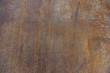 canvas print picture - Stahlplatte als Fahrplatte oder Überfahrplatten verrostet, zerkratzt und verschmutzt bei Einsatz auf Baustelle als Hintergrund mit verschiedenen Designs