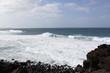 canvas print picture - Meer, Wasser, Welle, Ozean , Sonne