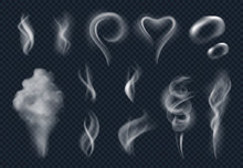 Steam Realistic. Tobacco Smoke...
