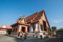 THAILAND PHRAE WAT THAI TEMPLE