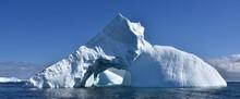 Panorama Iceberg Antarctique