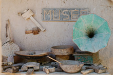 Vintage Objects Outdoor