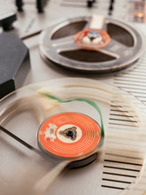Magnetic Tape Playing
