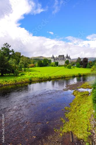 Photo Inveraray Castle, Argyll (Scotland)