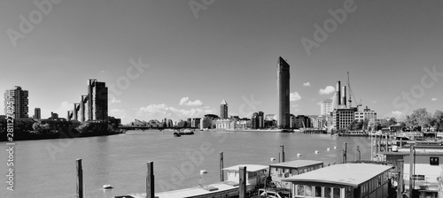 Fotografía  London panorama on river - UK