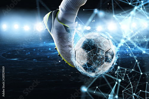 soccer-ball-with-internet-network-effect-concept-of-digital-bet