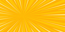 Pop Art Sun Background