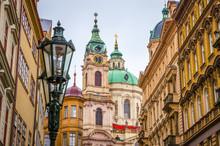 Cozy Streets Of Old Town Pragu...