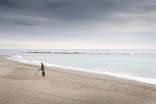 Seascape Imagein Spain