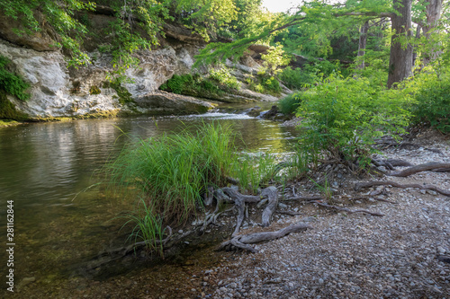 Fototapety, obrazy: McKinney Falls State Park, Austin, Texas