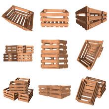 Wooden Box For Transportation ...