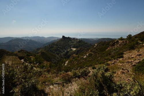 Fototapeta  bova, Calabria Grecanica.