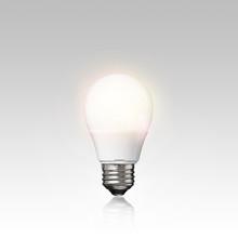 起き上がり、光るLED電球