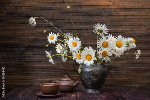Flower bouquet- still life ...