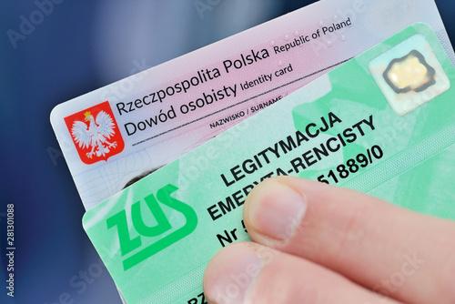 Polskie dokumenty.