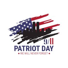 Patriot Day. We Will Never For...