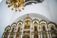 Temple Of Saint Prince Igor Of Chernigov / Vladivostok, Russia