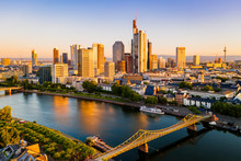 Frankfurt Am Main. Cityscape I...