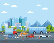 City Transportation And Mobili...