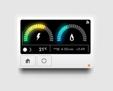 A Modern Home Energy Smart Met...
