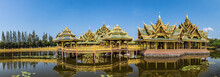 Ancient City Temple, Bangkok, ...