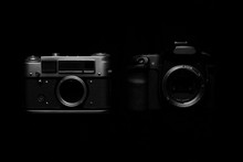 Digital Vs. Analog SLR Camera ...