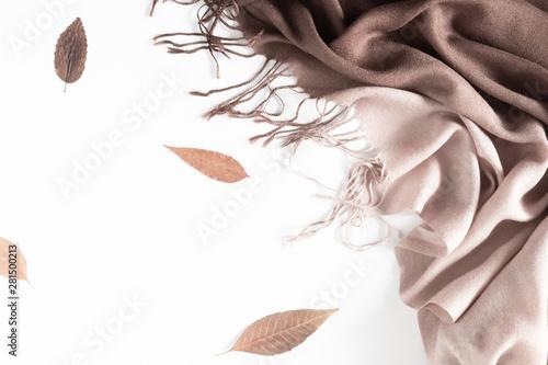 Fotografie, Tablou  Autumn cozy composition