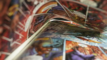 Comic Book Pages