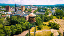Wilkes-Barre, Pennsylvania Cityscape