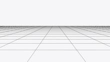Vector Perspective Grid. Abstr...