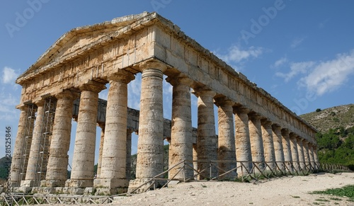 Fotografie, Obraz Segesta, Province of Trapani, Sicily