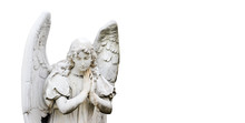 Guardian Angel Sculpture With ...