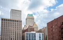 Tulsa Oklahoma. High Buildings...