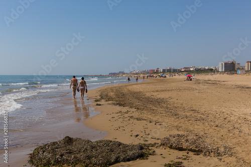 Photo Beach walk from Guardamar del Segura to Torre la Mata Costa Blanca