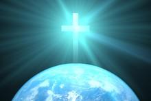 3d Illustration: The Christian...