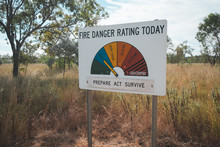 Fire Danger Rating In Australia