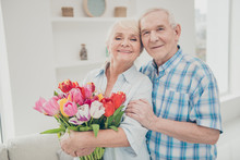 Photo Of Two Adorable Aged Peo...