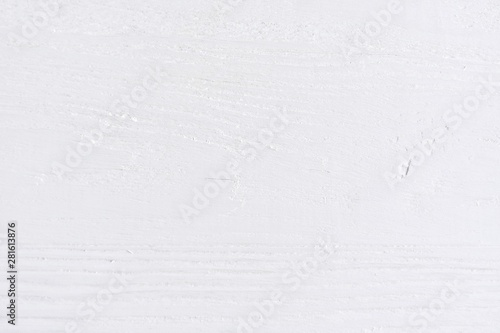 Fototapety, obrazy: White textured wood background. Empty wooden backdrop with rough surface. Blank wooden backdrop with grungy natural wood plank. Wooden table with a beautiful structure painted in white