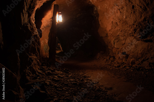 Depths of the Old Copper Mine 21